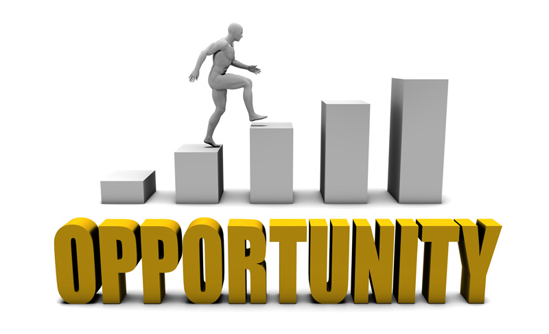 Increase Your Opportunity  or Business Process as Concept